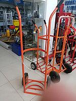 Тележки для баллонов с цепью / Trolley for cylinder with chain