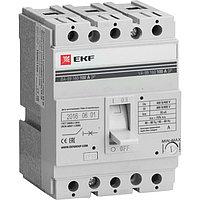 Выключатель автоматический ВА-99 160/100А 3P 35кА EKF PROxima