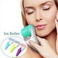 Охлаждающий массажный ролик для лица и тела, фото 2