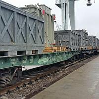 Железнодорожные перевозки из Пусана в Алматы 20 DV COC