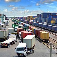 Железнодорожные перевозки из Пасир Гуданга в Алматы 40 HC COC