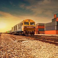 Железнодорожные перевозки из Мумбаи в Алматы 40 HC COC