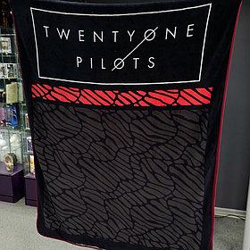 Плед Twenty one pilots