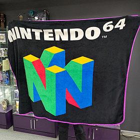 Плед Nintendo 64