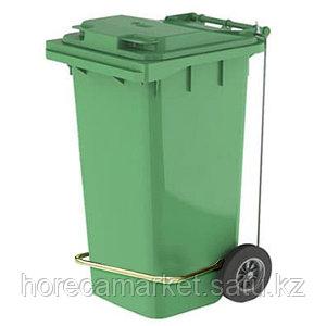 Контейнер для мусора 240 л с педалью