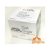 Полирующий скраб для лица и тела (Salt sugar face and body polisher SSCPL Herbals), 150 грамм