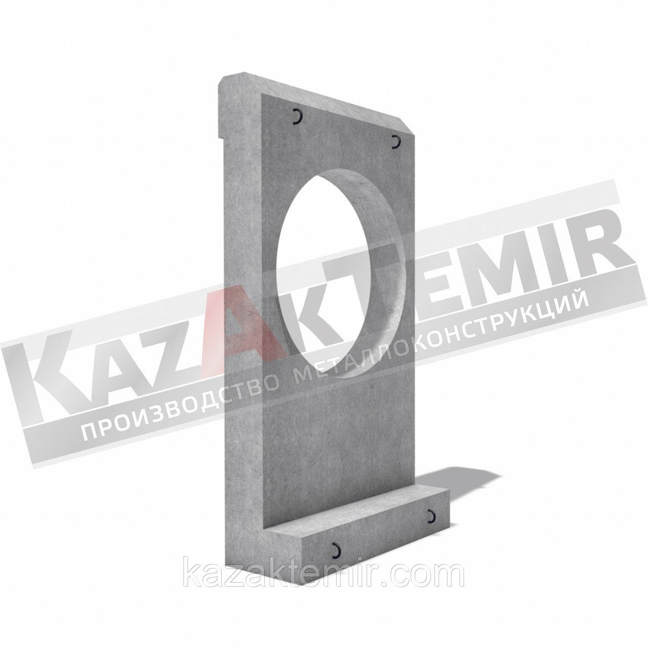 СТ10 портальная стенка (металлоформа)