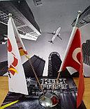 Флажки из атласа в Алматы, фото 2