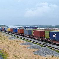 Железнодорожные перевозки из КНР сборные грузы