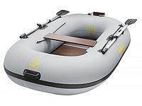 Лодка надувная BoatMaster 250 Эгоист Люкс  навесной транец