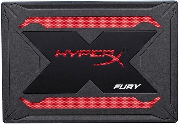Жесткий диск SSD 480GB Kingston SHFR200/480G RGB