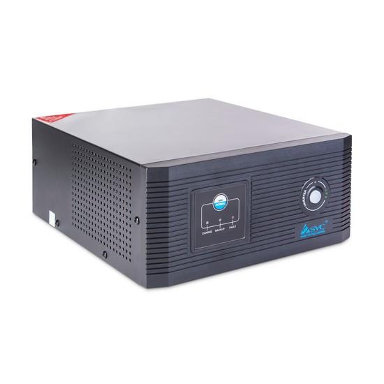 Инвертор SVC DIL-800 (Инвертор, SVC, DIL-800, Мощность  800ВА/640Вт, Вход 12В и/или 220В, Выход 220В, (Чистая