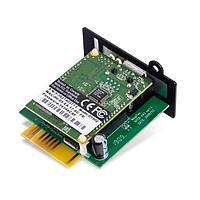 SNMP-карта Megatec DY802 (SNMP-карта, Megatec, DY802, Внутренняя  установка, Разъём 10M/100M, RJ-45, UTP,