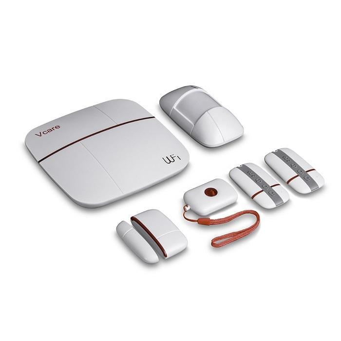 Беспроводной комплект системы безопасности  Patrol Hawk A V-care (Беспроводной комплект системы безопасности,