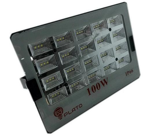 Светодиодный LED прожектор 100 W 6500K, фото 2
