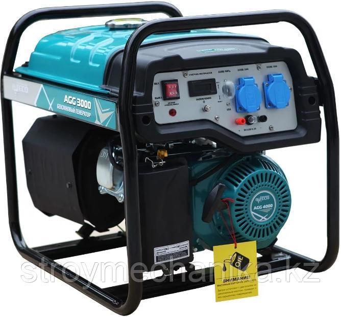 Генератор 5 кВт Alteco Professional AGG 7000 Mstart