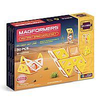 Конструктор магнитный  Magformers  My First Sand World Set