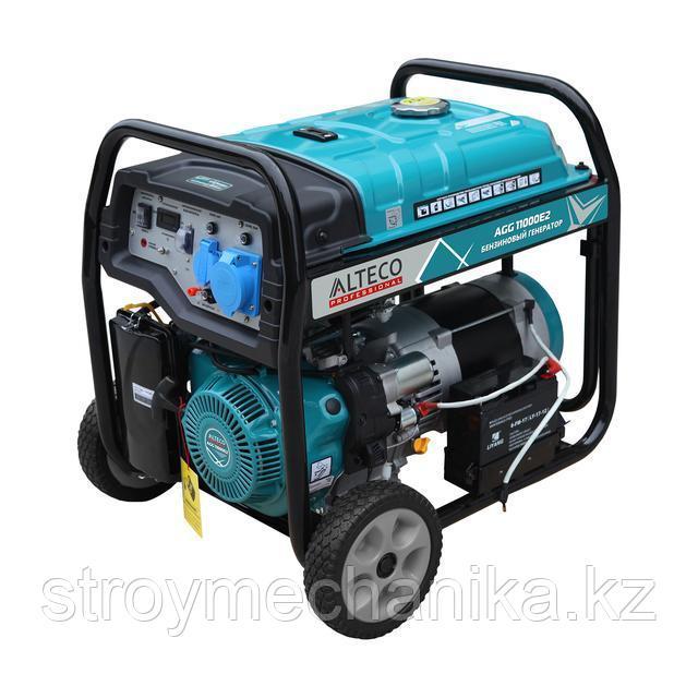 Бензиновый генератор 5 кВт Alteco Professional AGG 7000Е Mstart