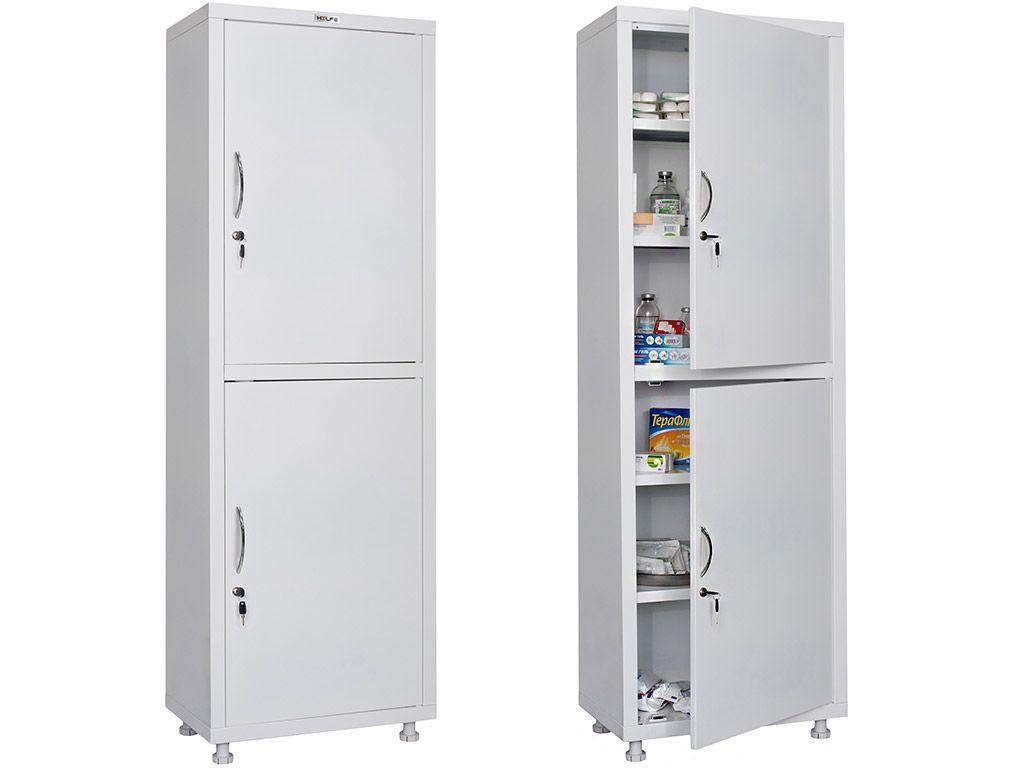 Медицинский шкаф МД 1 1760/SS