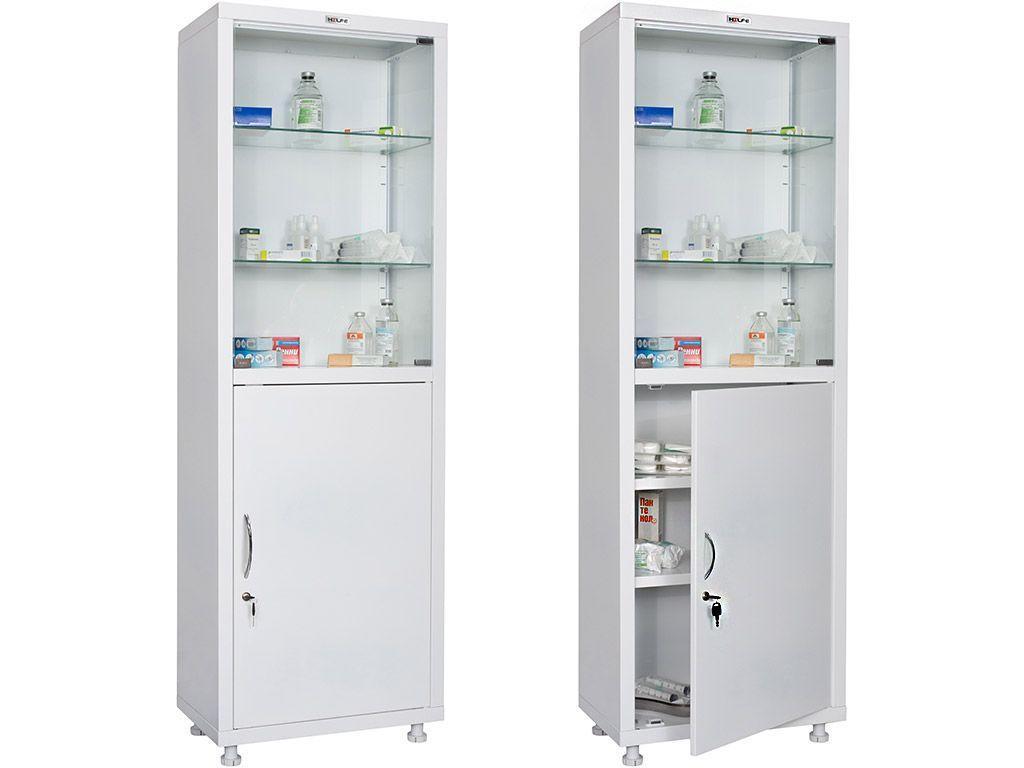 Медицинский шкаф МД 1 1760/SG