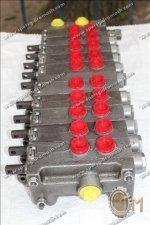 Гидрораспределитель РХ-346 (четырехсекционный) для комунальной и спецтехники
