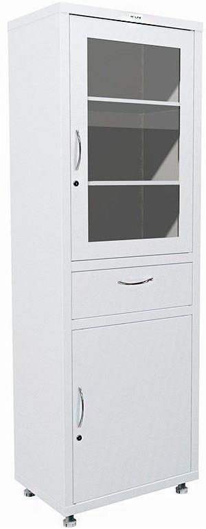 Медицинский шкаф МД 1 1760 R-1