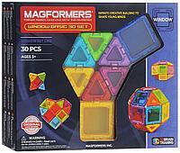 Конструктор магнитный  Magformers Window Basic 30 Set