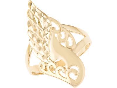 Золотое кольцо Атолл 10401А_185