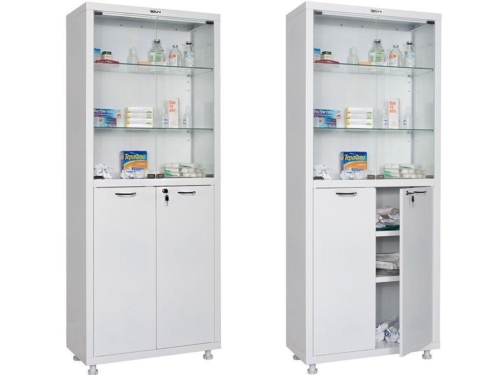 Медицинский шкаф МД 2 1670/SG