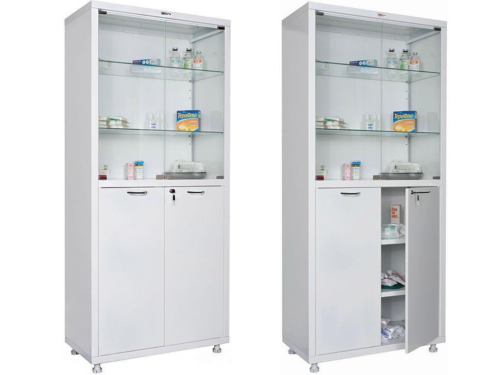 Медицинский шкаф МД 2 1780/SG