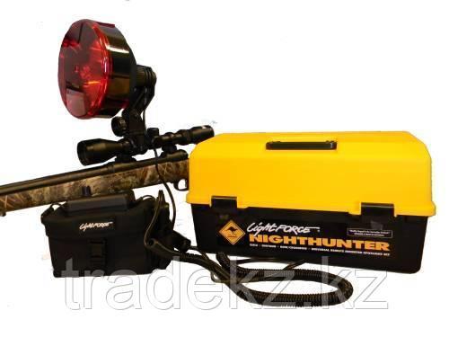 Фонарь-прожектор LIGHTFORCE NIGHTHUNTER-140-PACK+BPS, фото 2