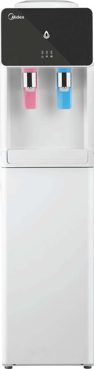Диспенсер для воды напольный Midea MK-61K (c холодильником)