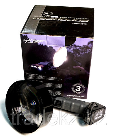 Фонарь-прожектор LIGHTFORCE ENFORCER-140 LED DIMMING WHITE 6W, фото 2