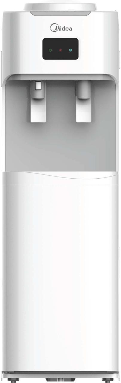 Диспенсер для воды напольный Midea MK-73F (с холодильником)