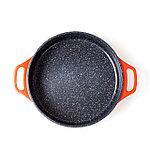 Сотейник Nice Cooker HELIOS Series HLO-52341 K-C (R) 24 см 24х6,5 см 2,4 л, фото 4
