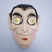 """Карнавальная маска """"Граф Дракула""""., фото 1"""