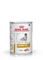 Влажный корм для собак при заболеваниях мочевыделительной системы Royal Canin Urinary S/O паштет