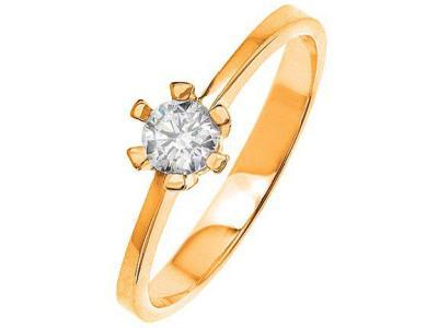 Золотое кольцо Атолл 10025-3бр_16