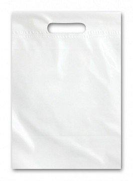 Пакет белый 25х36, 70 микр, фото 2