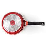 Сковорода с крышкой Nice Cooker HELIOS Series 24х5,1 см 1,7 л, фото 5