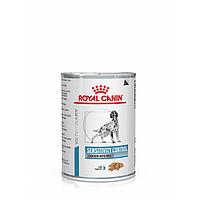 Влажный корм для собак при пищевой аллергии и непереносимости Royal Canin Sensitivity Control Dog курица