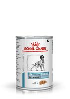 Royal Canin Sensitivity Control Dog утка, влажный корм для собак при пищевой аллергии и непереносимости