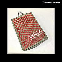 """Чехол для сотового телефона """"Golla""""серый с красными клетками"""