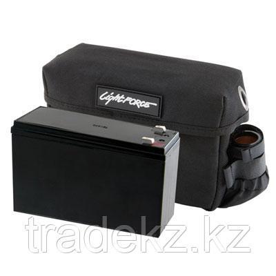 Аккумулятор LIGHTFORCE SLA (12V - 9.0Ah) с футляром и зарядным устройством, фото 2