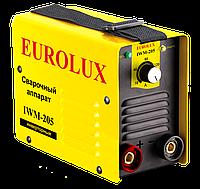 Сварочный аппарат инверторный Eurolux IWM205