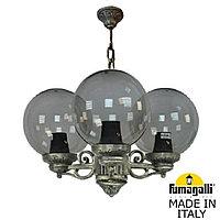 FUMAGALLI Подвесной уличный светильник FUMAGALLI SICHEM/G250 3L. G25.120.S30.BZE27