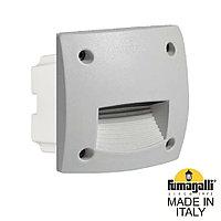 FUMAGALLI Светильник для подсветки лестниц встраиваемый FUMAGALLI LETI 100 Square-ST 3C4.000.000.LYG1L