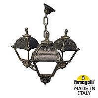 FUMAGALLI Подвесной уличный светильник (ЛЮСТРА) FUMAGALLI SICHEM/CEFA 3L U23.120.S30.BYF1R