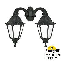 Уличный настенный светильник FUMAGALLI MIRRA/NOEMI E35.142.000.AYH27
