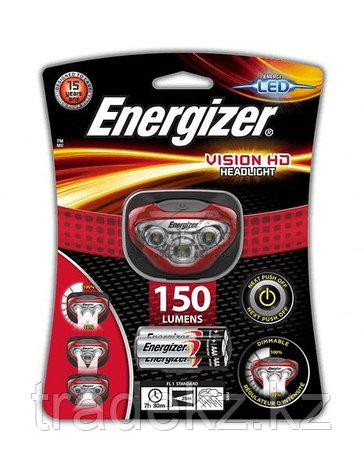 Фонарь налобный Energizer Vision HD new, фото 2